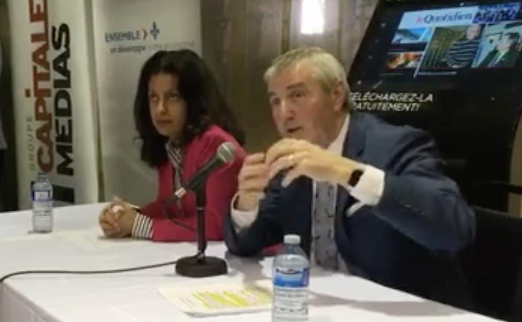 La FNC-CSN reconnaît la nécessité de l'appui gouvernemental au Groupe Capitales Médias