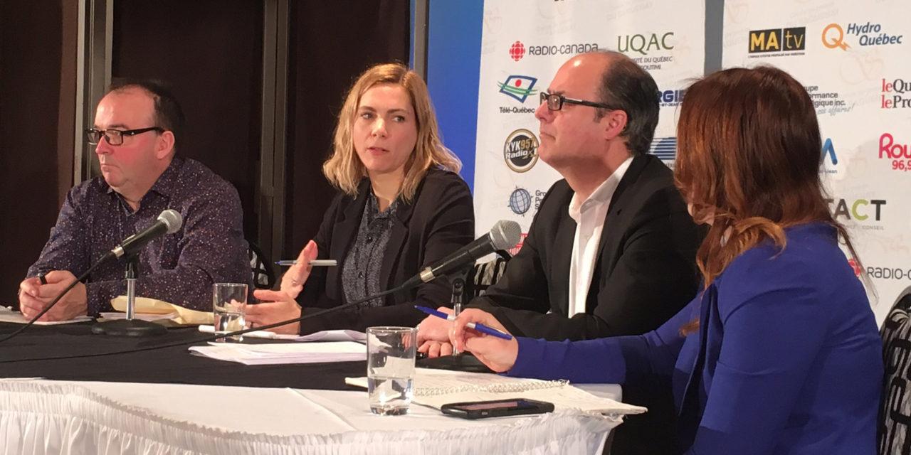 La FNC-CSN présente ses solutions à la crise des médias
